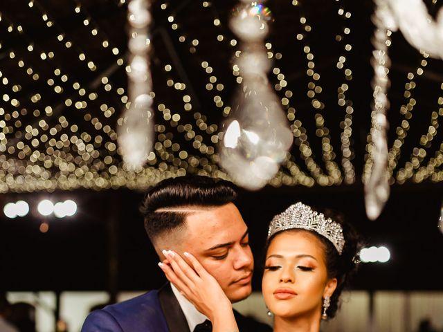 O casamento de André e VitóriaI Lorrayne em Mogi das Cruzes, São Paulo 101