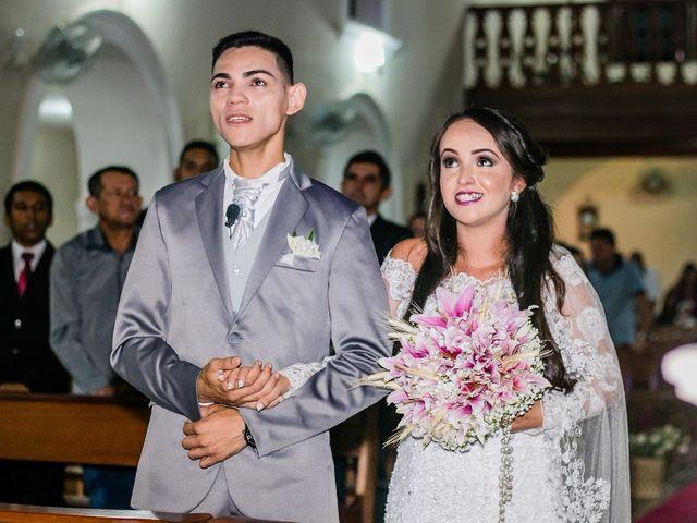 O casamento de Luan e Rita em Arez, Rio Grande do Norte 7