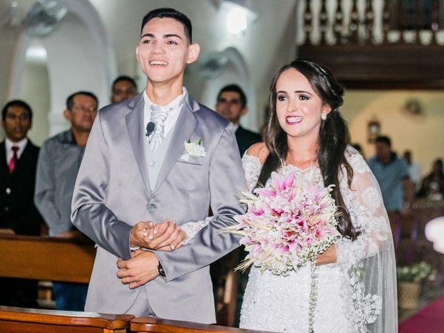 O casamento de Luan e Rita em Arez, Rio Grande do Norte 8