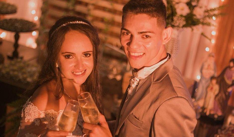 O casamento de Luan e Rita em Arez, Rio Grande do Norte