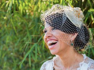 O casamento de Roberta e Artagnã 1