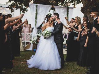 O casamento de Rayane e Marcos