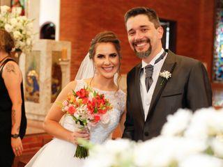 O casamento de Renata e Gustavo