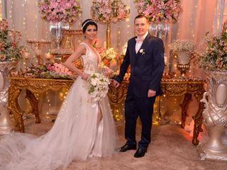 O casamento de Kelli e Jorge