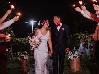 O casamento de Thayne  e Wanderson  1