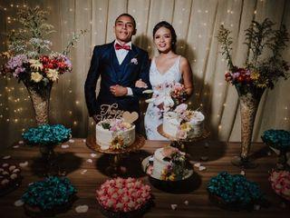 O casamento de Thayne  e Wanderson  2