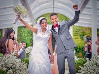 O casamento de Thaís  e Kessis