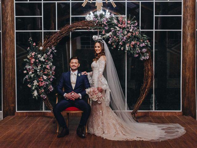 O casamento de Taysa e Luciano