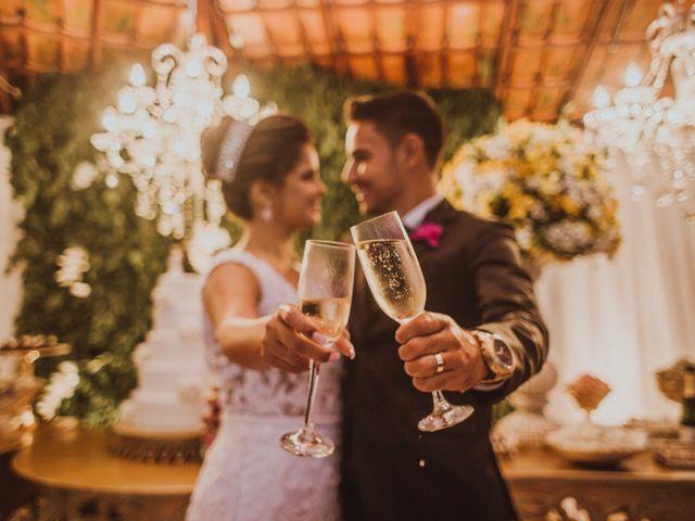 O casamento de Tamara e Matheus