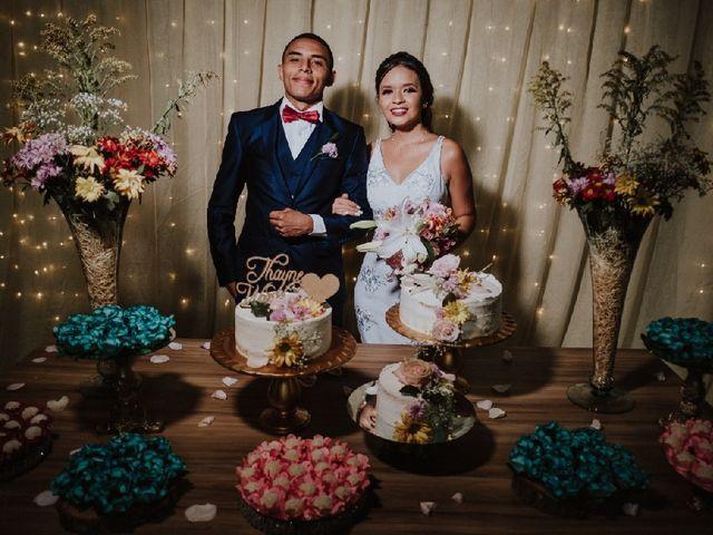 O casamento de Wanderson  e Thayne  em Paraíso do Tocantins, Tocantins 2