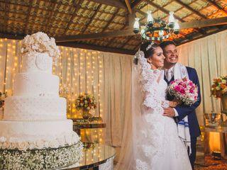 O casamento de Gianini e Marcus