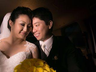 O casamento de Priscila e Marcelo
