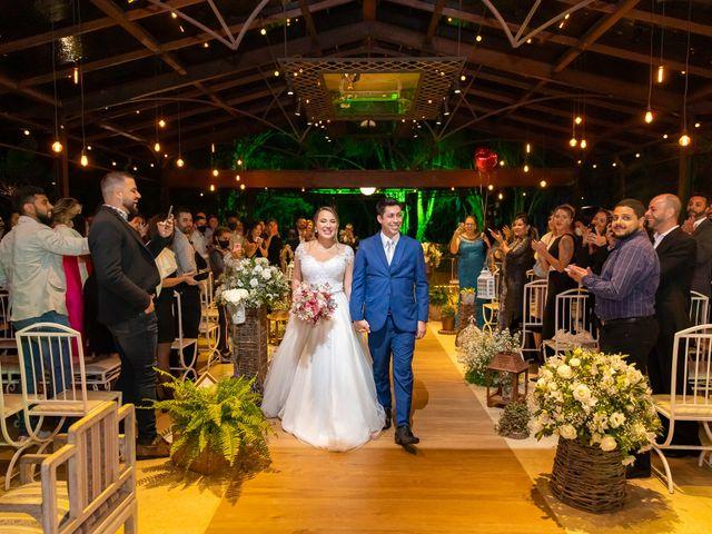 O casamento de Jessica e Breno