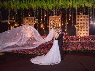 O casamento de Renata e Raphael