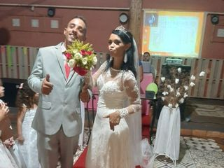 O casamento de Poliana  e Marcos