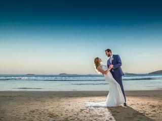 O casamento de Krystee e Fernando