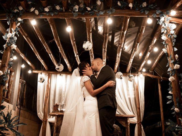 O casamento de Carolina e Alex