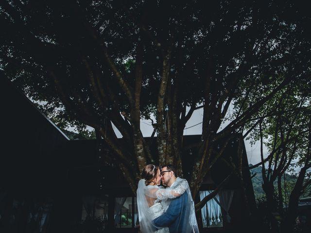 O casamento de Hilga e Thiago