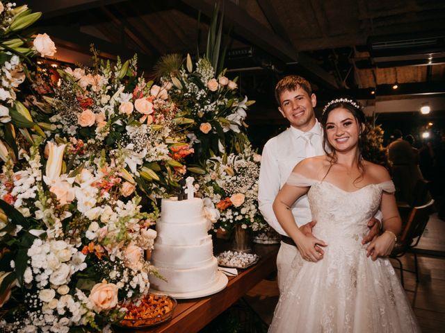 O casamento de Erica e Caio