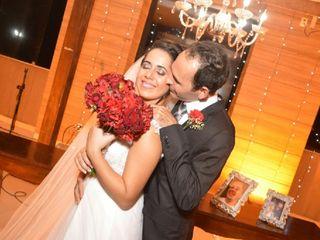 O casamento de Monique Ellen e Dawyd