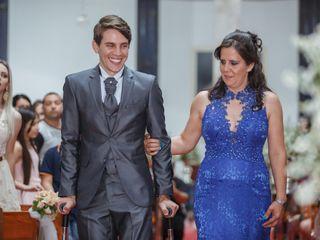 O casamento de Vanessa e Guilherme 1