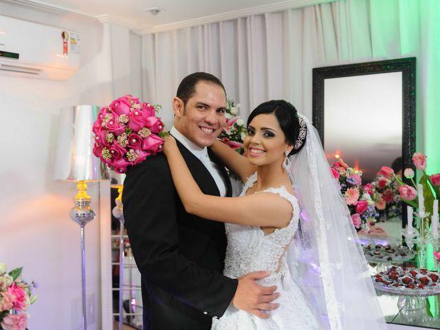 O casamento de Agatah e João Vitor