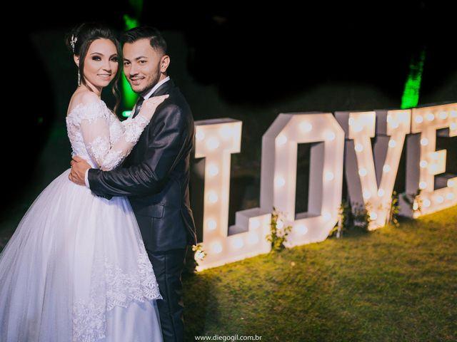 O casamento de Julia e Leo