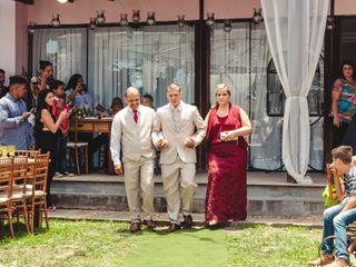 O casamento de Larissa e Lucas 2