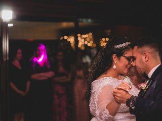 O casamento de Eduarda e Junior