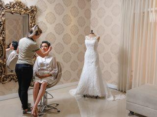 O casamento de Marcelle e Mansur 1