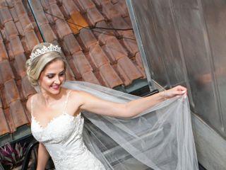 O casamento de Cristina e Leandro 1