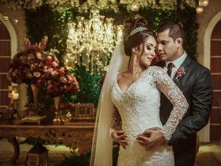 O casamento de Luciane e Diogo