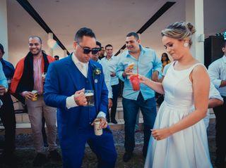 O casamento de Mayra e Yago 3