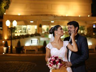O casamento de Hevelyn e Paulo