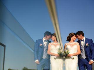 O casamento de Mariel e Ben