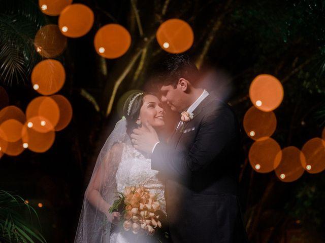 O casamento de Marcelle e Mansur