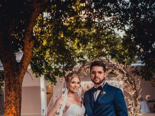 O casamento de Marla e Luiz 1