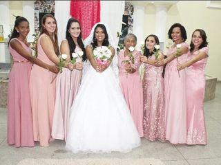 O casamento de Nicole  e Marcos  1