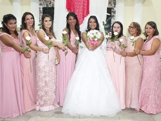 O casamento de Nicole  e Marcos  3