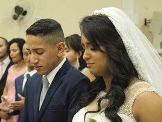 O casamento de Nicole  e Marcos
