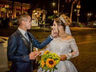 O casamento de Bruna e Sidney