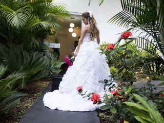 O casamento de Livia e Iuri 2