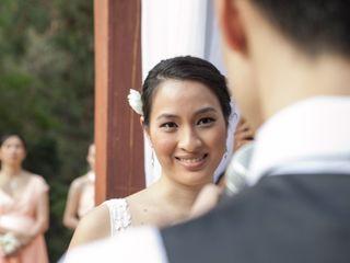 O casamento de Caroline e Daniel