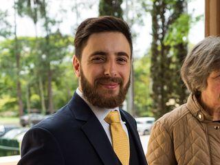 O casamento de Paula e Rafael 2