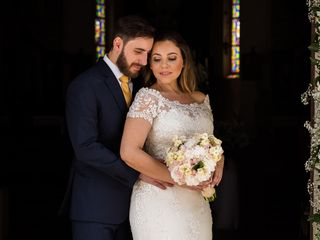 O casamento de Paula e Rafael