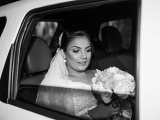 O casamento de Carla e Cristiano 1