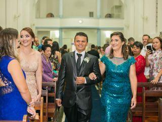 O casamento de Carla e Cristiano 2