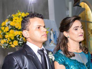 O casamento de Carla e Cristiano 3