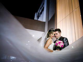 O casamento de Erika e Leonardo