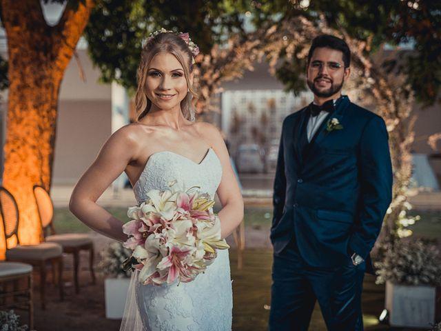 O casamento de Marla e Luiz